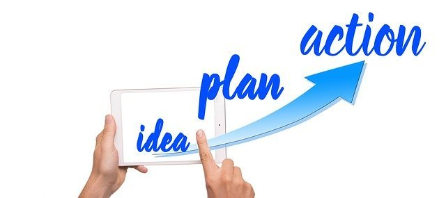 HOW TO MAKE A BUSINESS PLAN IN 4 STEPS